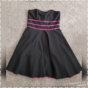 Studio 1940 Strapless Dress